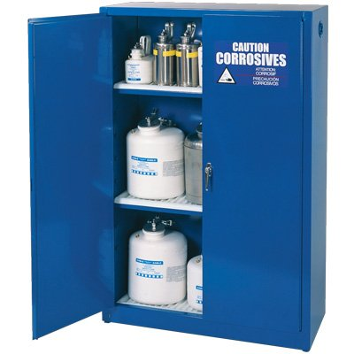 Acid And Corrosive Chemical Storage Cabinet