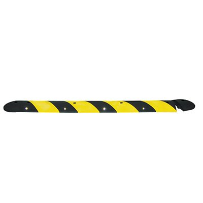 Alley Bump Endcap For Use With Speed Bump