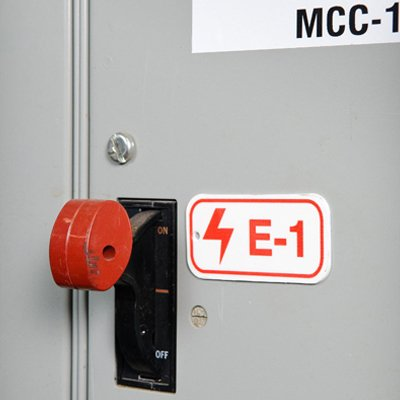 Electrical - Energy Source Tags