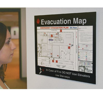 Custom Emergency Evacuation Insert Frames