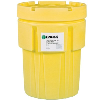 Enpac Poly-Overpack Salvage Drums