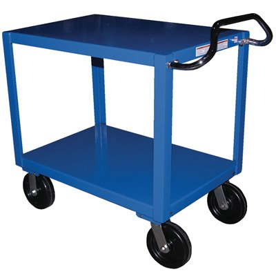 Ergo Handle Steel Cart