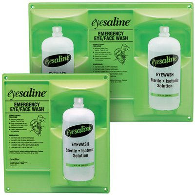 Eyesaline® Emergency Eyewash Station