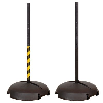 EZ-Roll Sign Stanchion Systems