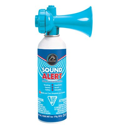 Falcon® Sound Alert Air Horn