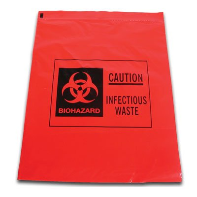 Fieldtex 1-Gallon Bio-Waste Bags 922-99000PK12