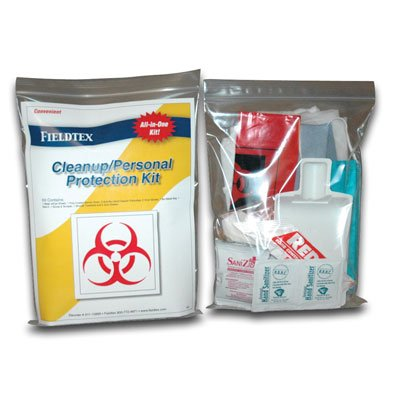 Fieldtex Cleanup/Personal Protection Kit