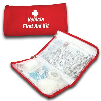 Fieldtex Vehicle First Aid Kit 911-96211-12600