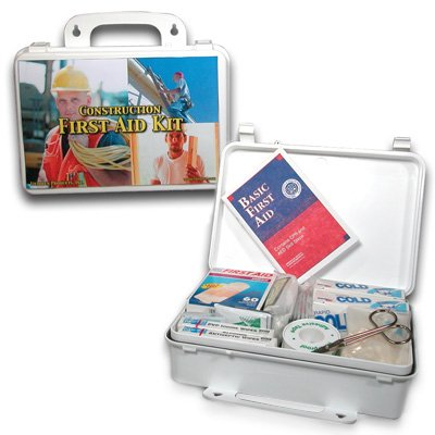 Fieldtex Construction First Aid Kit 911-98000-10031