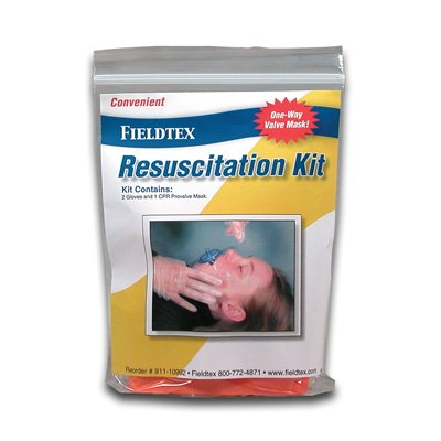 Fieldtex CPR Resuscitation Kit 911-10992