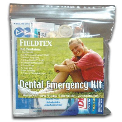 Fieldtex Dental Emergency Kit 911-15005
