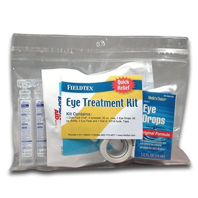 Fieldtex Eye Treatment Kit 911-99302