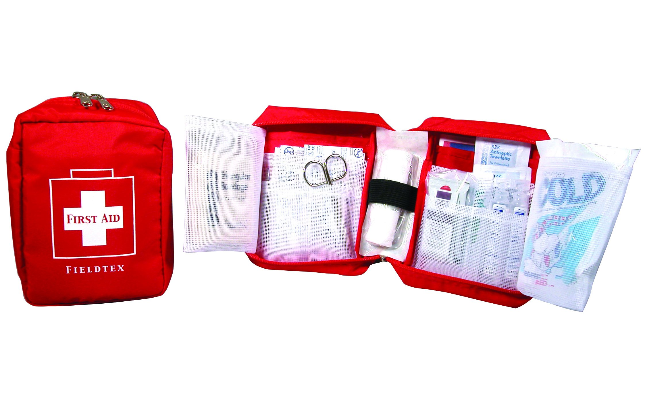 Fieldtex Foldout First Aid Kit 911-91901-11100
