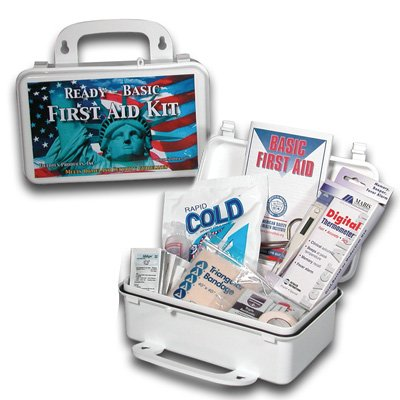 Fieldtex Ready Basic First Aid Kits 911-97300-17321