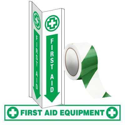 First Aid Identification Kit