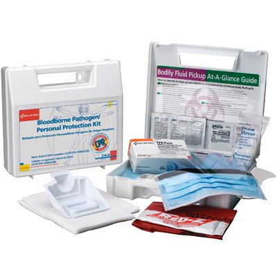 First Aid Only™ Bloodborne Pathogen/Personal Protection Kit 216-O