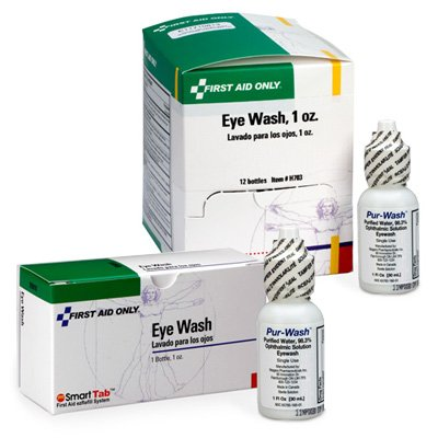 First Aid Only® Eye Wash
