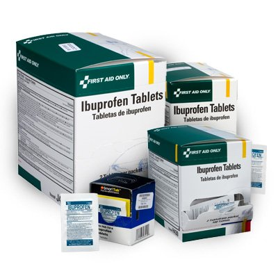 First Aid Only® Ibuprofen Tablets
