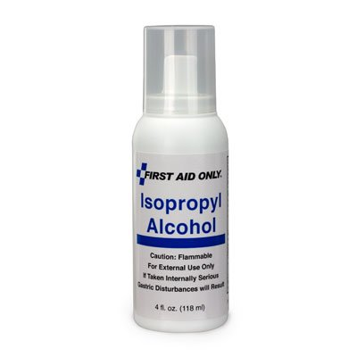 First Aid Only® Isopropyl Alcohol Pump Spray