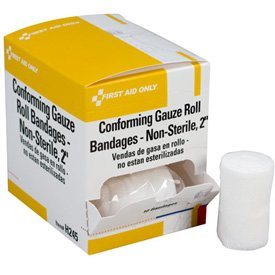 First Aid Only™ Non-Sterile Gauze Roll Bandage H245
