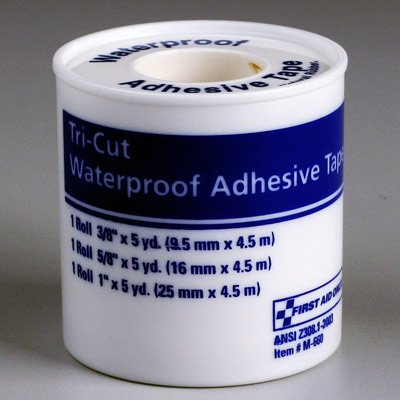 First Aid Only™ Tri-cut Waterproof Tape M660