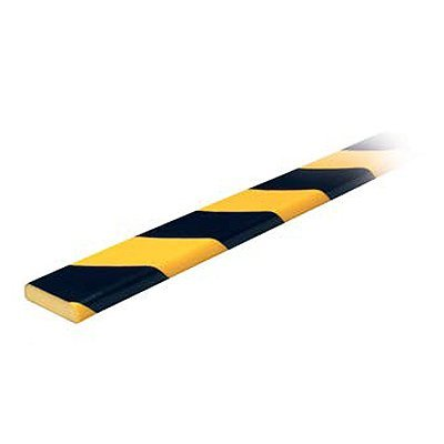 "Flat Surface Bumper Guard - 7/16""H x 1-9/16""W x 3-7/25'L"