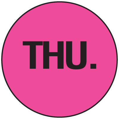 Fluorescent Thu Dot Labels