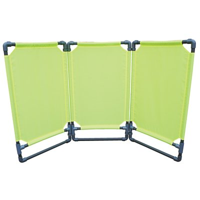 Folding Fabric Barrier