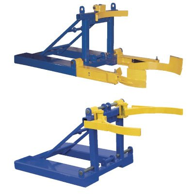 Fork Mounted Poly Drum Handlers