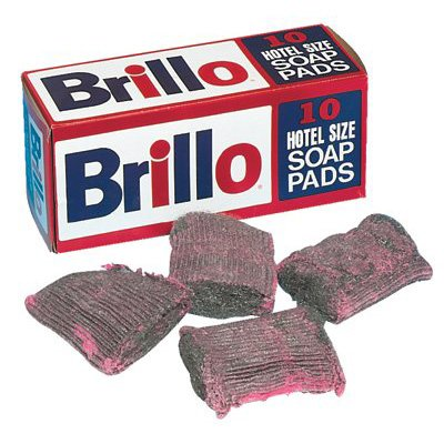 Franklin - Brillo Steel Wool Soap Pads W240000