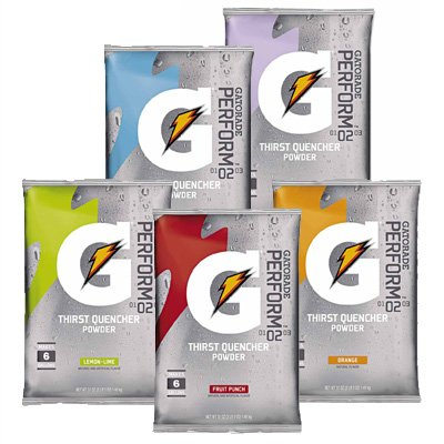 Gatorade® 6 Gallon Powder Mix