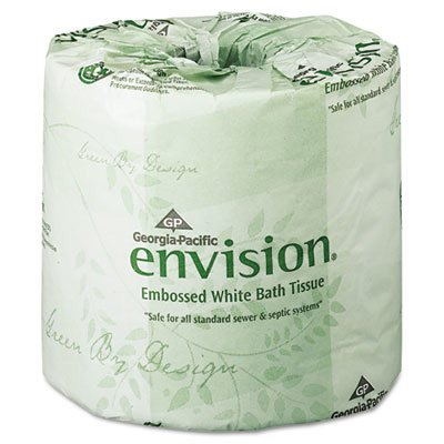 Georgia Pacific Envision® Embossed Bathroom Tissue 1984101