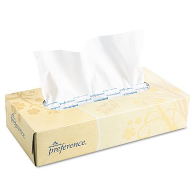 Georgia Pacific Preference® Facial Tissue GPC48100