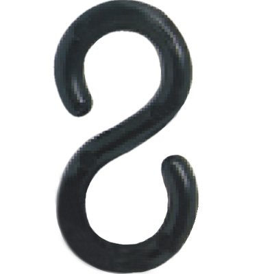 """Guideline Stanchions - 2"""" S - Hooks"""