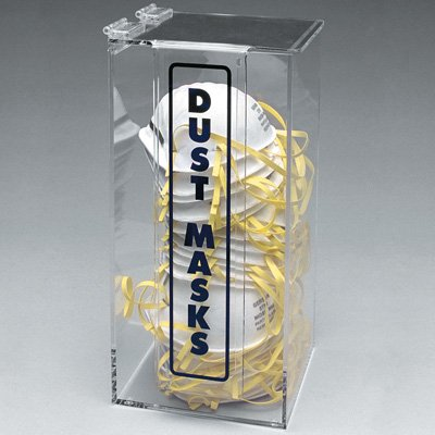 Dust Mask Dispenser - Unfilled