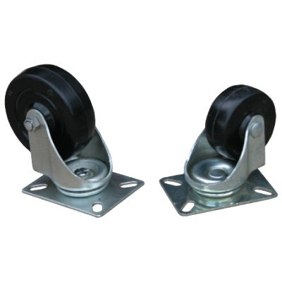 Hard Rubber Casters