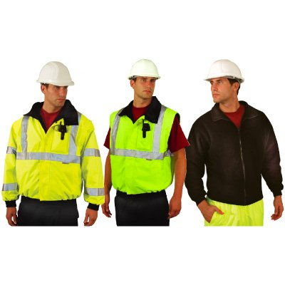 High Visibility Bomber Jackets