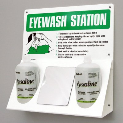 Instructional Eyewash Stations
