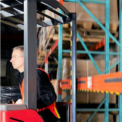 IRONguard™ Back-Savr Stand-Up Forklift Guard