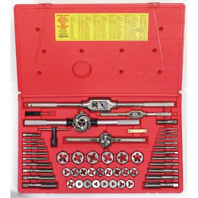 Irwin Hanson® - 53-Piece Metric Tap & Die Sets 26394