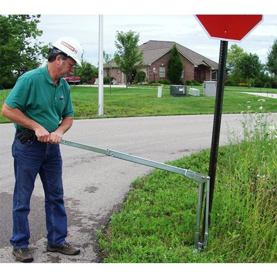 JackJaw® Sign Post Puller
