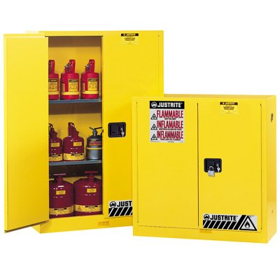 Justrite Flammable Liquid Storage Cabinets Seton