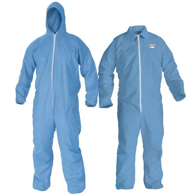 Kimberly-Clark KLEENGUARD* A65 Flame-Resistant Coveralls