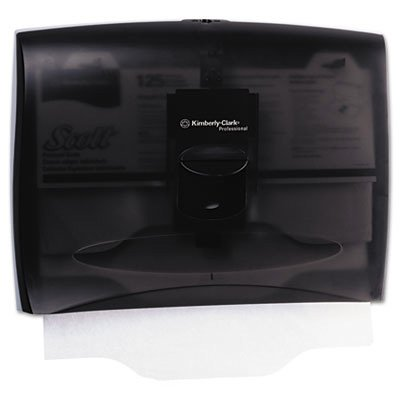 Kimberly-Clark® Professional IN-SIGHT* Personal Seats Toilet Seat Cover Dispenser KCC09506