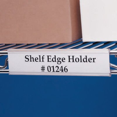Label Holders For Wire Shelves Seton