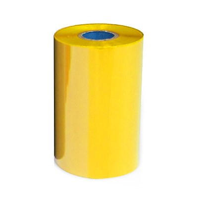 LabelTac® 4 LPR01 Printer Ribbon - Yellow