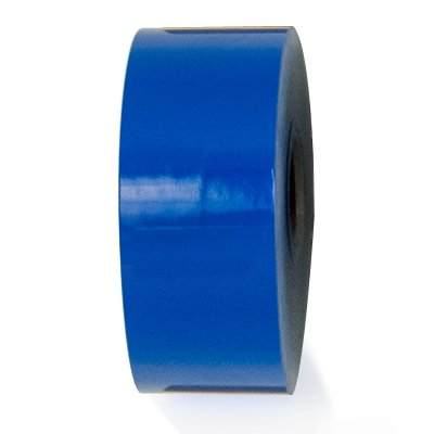 LabelTac® LT207 Premium Vinyl Printer Label - Blue