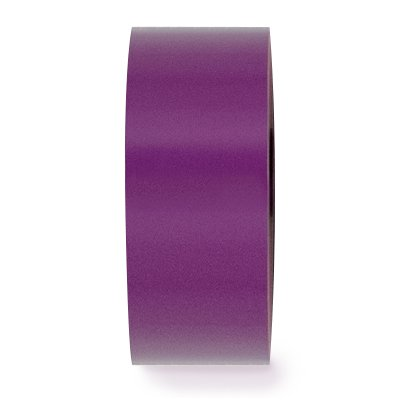 LabelTac® LT309 Premium Vinyl Printer Label - Purple