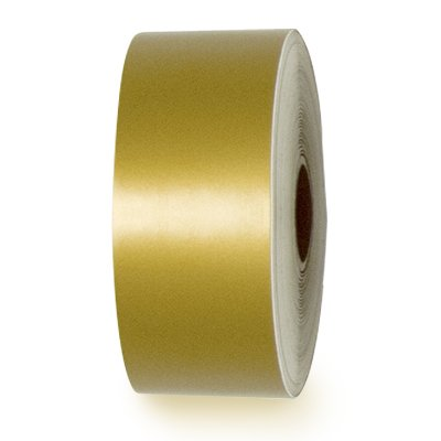 LabelTac® LT424 Premium Vinyl Printer Label - Gold
