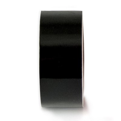 LabelTac® LT803-C Premium Vinyl Printer Label - Black